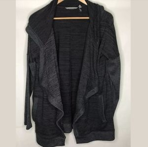 Athleta Sweaters - ATHLETA Blissful Wrap Open Front Cardigan Sz Large